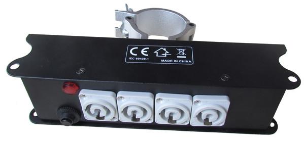 Distributore di corrente PD15- 1XPowercon In - 5X Powercon Out