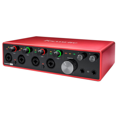 FOCUSRITE SCARLETT 18i8 3rd Generation Scheda Audio