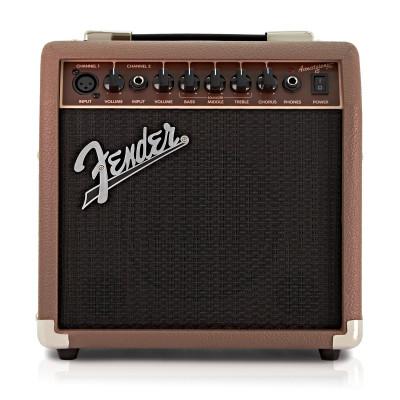 Fender Acoustasonic 15 amplificatore per chitarra acustica
