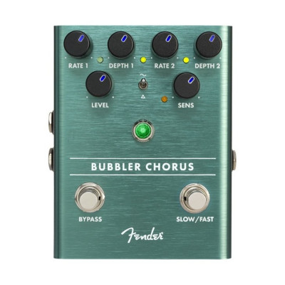 Pedale Bubbler Analog Chorus/Vibrato