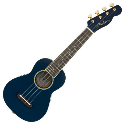 "Fender Grace VanderWaal ""Moonlight"" Soprano Ukulele"