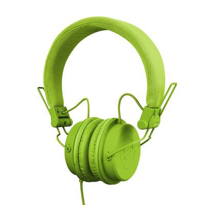 Reloop RHP-6 Green Cuffie ultracompatte per DJ