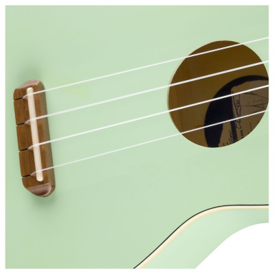 Ukulele Fender Venice Soprano Uke Surf Green