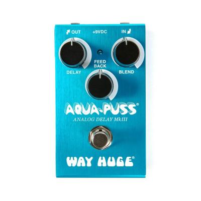WAY HUGE Smalls Aqua Puss Analog Delay
