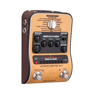 Zoom AC-2 Acoustic Creator multieffetto per chitarra acustica