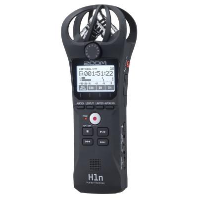 Registratore Digitale Palmare Stereo Zoom H1n