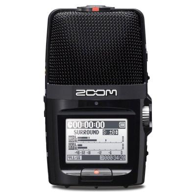 Zoom H2n next Registratore