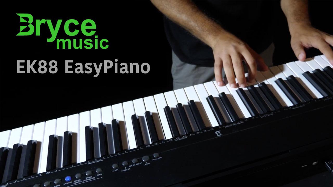 tastiera a 88 tasti