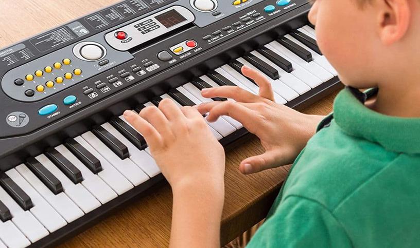 tastiera 61 tasti iluminati