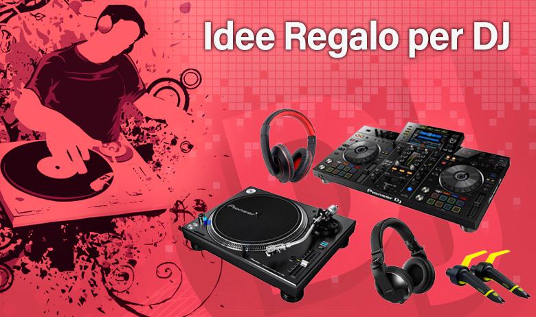 il regalo perfetto per un DJ