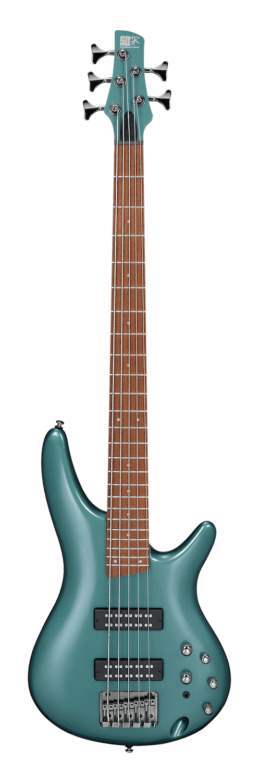 Ibanez SR305E-MSG Basso elettrico 5 corde verde metallizato