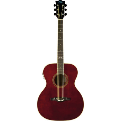 Chitarra acustica Eko Next 018 II Eq Wine Red