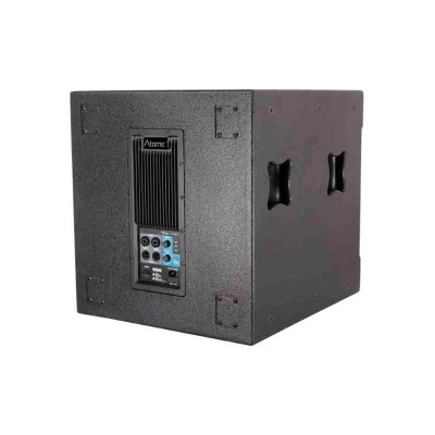 Subwoofer Amplificato Kira HMT SUB 18 - 1800 Watt