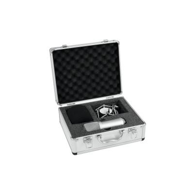 OMNITRONIC MIC CM-78 Microfono a Condensatore da Studio