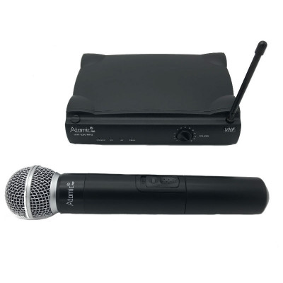 Radiomicrofono Vhf250 Mk2 Gelato Wireless