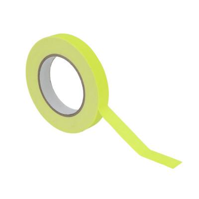 Gaffa Tape 19mm X 25m Giallo Fluo UV - Reactive