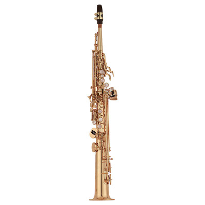 "Sassofono soprano in Sib ""La Voix II"" CSS-280R Step up, C.G. Conn"