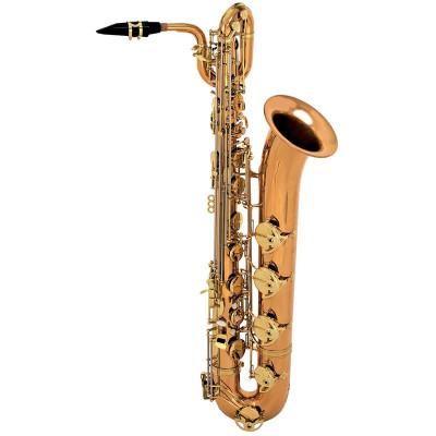 "Sassofono baritono Eb ""La Voix II"" CBS-280R Step up, C.G. Conn"