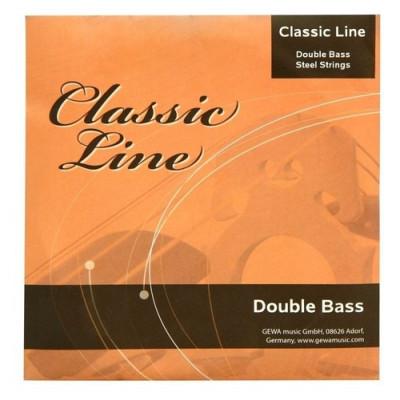 Corde per contrabbasso - 4/4 Classic Line Medium