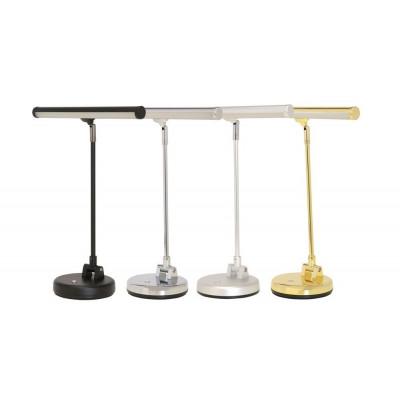 Lampada per pianoforte PL-15, Silver matt X