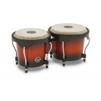 Bongos City Series, Vintage Sunburst satin,Latin Percussion,Latin Percussion