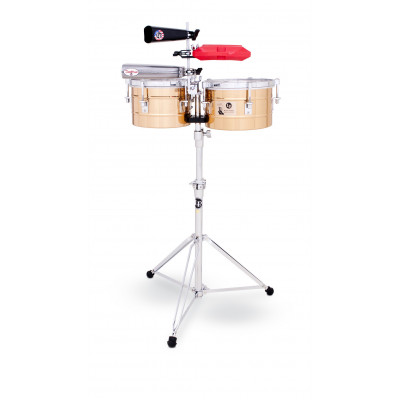 Timbali Tito Puente Timbalitos, Steel,Latin Percussion,Latin Percussion