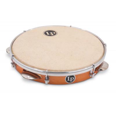 "Pandeiro Tamburello Brasiliano , 10"" Natural head,Latin Percussion,Latin Percussion"