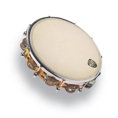 """Tamburello CP  tunable, 10"""", accordabile, legno,Latin Percussion,Latin Percussion"""