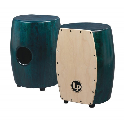 Cajon Matador Stave Quinto, Verde/Naturale,Latin Percussion,Latin Percussion