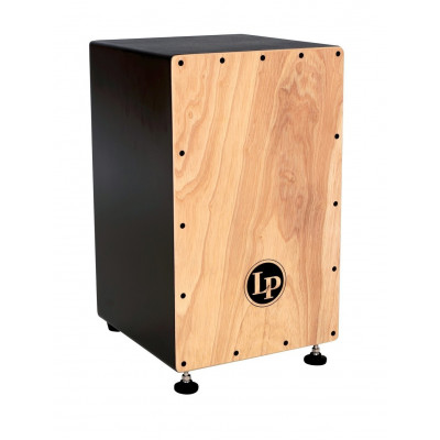 Cajon Matador Adjustable String, Nero/Naturale,Latin Percussion,Latin Percussion