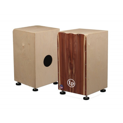 Cajon Americana Flamenco Exotic Cedar Wire, ,Latin Percussion,Latin Percussion
