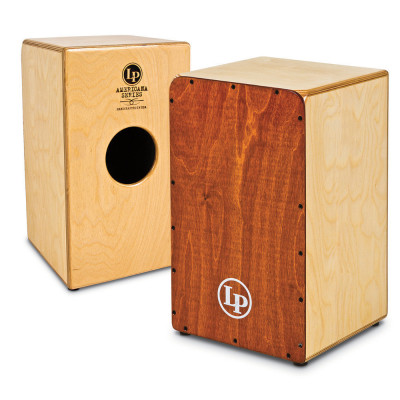 Cajon Americana Series Groove Cajon, ,Latin Percussion,Latin Percussion