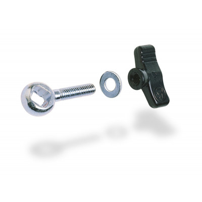Supporto Cowbell Eye-Bolt Wing Assembly, Spring Loaded/Potz,Latin Percussion,Latin Percussion