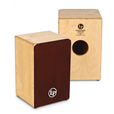 Cajon Americana Series Peruvian Cajon, LP1439,Latin Percussion,Latin Percussion