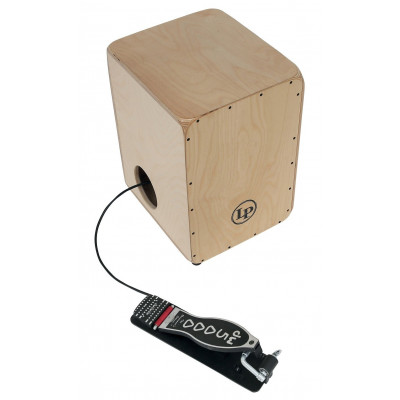 Cajon Matador Inside Pedal, ,Latin Percussion,Latin Percussion