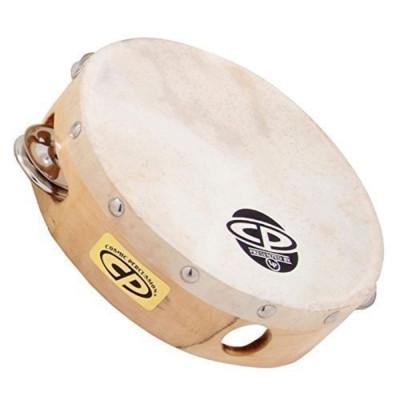 "Tamburello CP  Wood, 6"", single row,Latin Percussion,Latin Percussion"