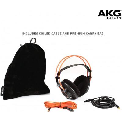 AKG K712 Cuffia Aperta per Mixing e Mastering