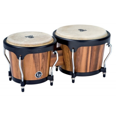 Bongos Aspire, Walnut,Latin Percussion,Latin Percussion