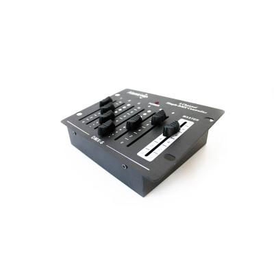 Atomic4DJ Control6 Mixer Luci Dmx 6 Canali