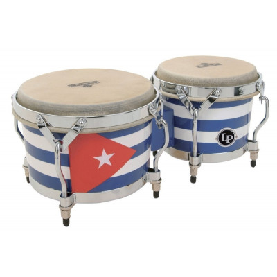 Bongos Matador Wood, ,Latin Percussion,Latin Percussion