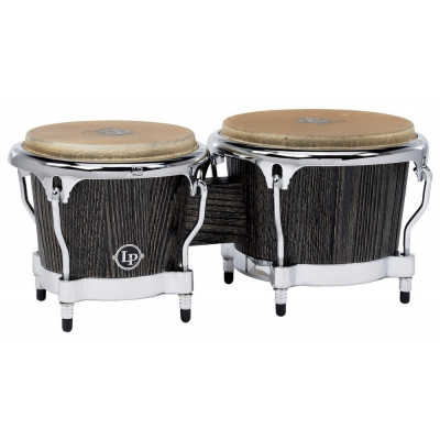 Bongos Uptown Sculpted Ash, ,Latin Percussion,Latin Percussion