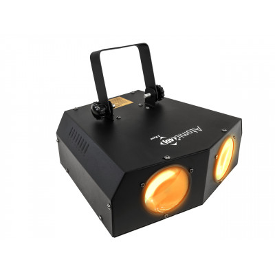 Effetto Luce a Led Pro Show 2 Eyes Rgbwy.