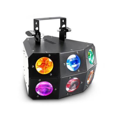 Atomic4DJ Derby Matrix Effetto Luce a Led