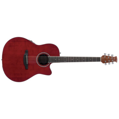 Chitarra Acustica Elettrificata AB24II Ruby Red Applause BY Ovation