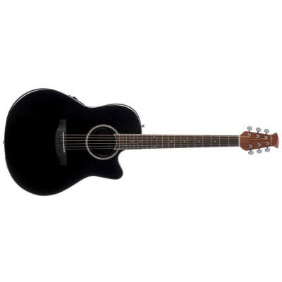 Chitarra Acustica Elettrificata AB24II Black Applause BY Ovation