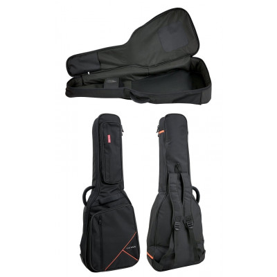 Custodia Gig-Bag per chitarra Premium 20, Classica 4/4, rosso
