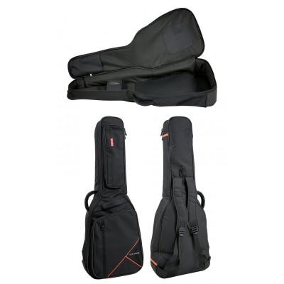 Custodia Gig-Bag per chitarra Premium 20, Acustica nero