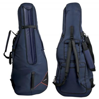 Custodia Gig-Bag per violoncello Premium, 1/4