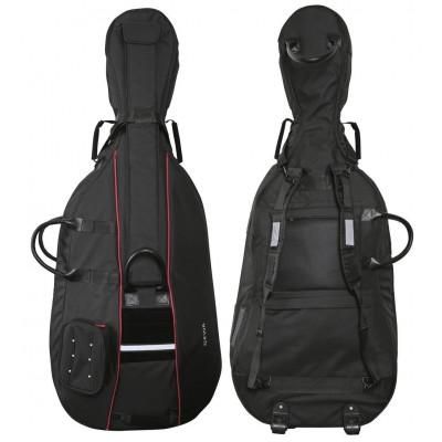 Custodia Gig-Bag per violoncello Premium, 1/8