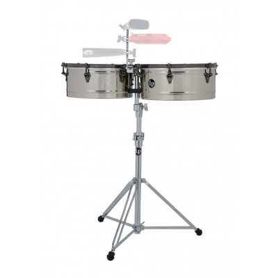 "Timbali E-Class Stainless Steel, 14""/15"",Latin Percussion,Latin Percussion"